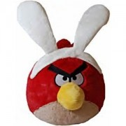 """Angry Birds 5"""" Easter Red Bird with No Sound"""