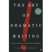 Art of Dramatic Writing: Its Basis in the Creative Interpretation of Human Motives, Paperback