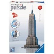 RAVENSBURGER : 3d Empire State Building Puzzle
