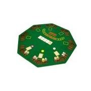 Mata do pokera dla 8 osób + pokrowiec
