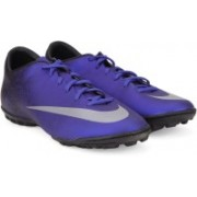 Nike MERCURIAL VICTORY V CR TF Football Shoes(Blue)