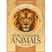 Novelty Toys Tarot Cards Mother Earth Secret Language of Animals Honor Inside Plants Creatures