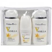 Bettina Barty Women's fragrances Vanilla Gift Set Hand & Bodylotion 150 ml + Body & Shower Gel 150 ml + Deo Roll-On 50 ml 1 Stk.