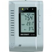 Levegőminőség mérő adatgyűjtő funkcióval, Voltcraft CO-100 (102541)