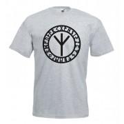 Тениска - Algiz - Руна на защита