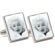 Mousie Bean Photo Cufflinks Marilyn Monroe 1250-2