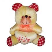 KS Buddies Gift Love Birthday Teddy Bear Soft Toy (YELLOW) 48CM RT7
