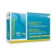 Cabelos e unhas saudáveis 60 comprimidos - Cystiphane