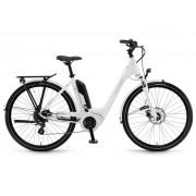Winora Tria 7eco monotube 400Wh 28'' 7-Sp Acera - 18 Winora BAP white - E-Bikes 54