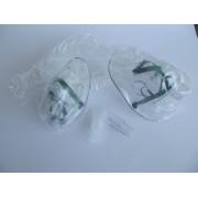 MD6026 LAICA inhalátorhoz alkatrész csomag 1
