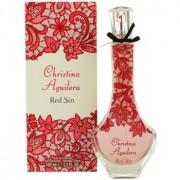 Christina Aguilera Red Sin eau de parfum para mujer 100 ml