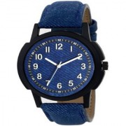 The Shopoholic Blue Analogue Dial Latest Fashionable Watch For Boys-Men Watches