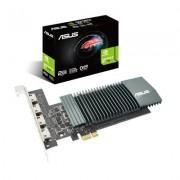 ASUS GeForce GT 710 Silent 4 x HDMI (2GB GDDR5/PCI Express 2.0/954MHz/5012M