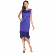Vestido Yucheer Azul