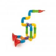 Quercetti Super Saxoflute bouwpakket 24-delig