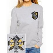 Harry Potter - Hufflepuff Ladies Crewneck Sweatshirt
