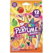Carioca lavabila CARIOCA Perfume Xplosion parfumata 12 culori-cutie