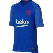 Nike FC Barcelona Trainingsshirt 2019-2020 Kids Blue