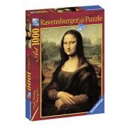 Puzzle Leonardo da Vinci: Mona Lisa, 1000 piese