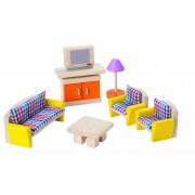 Mobilier pentru casuta papusii - living room