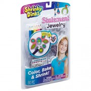 Alex Brands 0A580110-3 Shrinky Dinks Statement Jewelry Kit