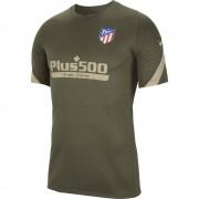 Nike Atletico Madrid Trainingsshirt 2020-2021 Khaki - Groen - Size: Small