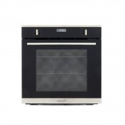 Rangemaster RMB608BL/SS Stainless Steel Single Built In Electric Oven