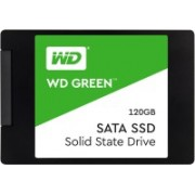 WD Green 120 GB All in One PC's, Desktop Internal Solid State Drive (WDS120G2G0B)