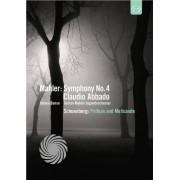 Video Delta Mahler - Symphony n.4 - Pelleas and Melisande - DVD