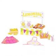 Li'L Woodzeez Themed Playset - Lemonade Stand