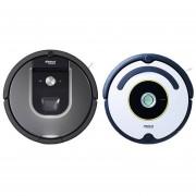 Combo Irobot Roomba 960 + Roomba 621