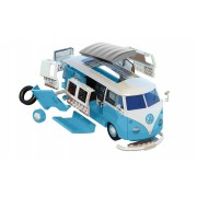 Airfix Kit constructie QUICK BUILD VW Camper Van blue