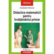 Didactica matematicii pentru invatamantul primar (eBook)