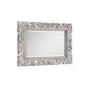 Baroque Distressed Antique Effect Wall Mirror