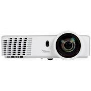Videoproiector Optoma W303ST, 3000 lumeni, 1280 x 800, Contrast 18000:1, HDMI