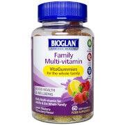 Bioglan Adult Vita Family Multivitamin Gummies - 60 Gummies