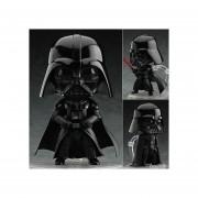 Anime Guerra Estrella De La Historieta Fuerza Despierta Darth Vader Stormstrooper Nendoroid 10 CM Modelo Figuras De Acción Del Pvc Rinquedo