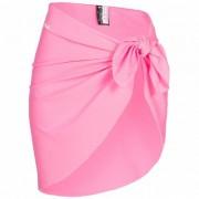 FILA Dames Pareo Rok U89927-665 - roze - Size: Medium