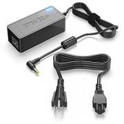 Pwr+ 90W Extra Long 14 Ft AC Adapter Laptop Charger for Toshiba Satellite S50 S55 S55t S70 S75 S855 S875 S955 A105 A135 A205 A215 A305 A505 A665 P50 P50t P55T P755 P875 L50 L55 L55D L75 L305 L305D L455 L505 L505D L635 L645 L645D L655 L655D L675 L745 L75