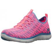 Skechers Sport Women's Flex Appeal 2.0 Insight Sneaker, Pink Lavendar, 9 M US