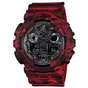 Casio G-Shock Analog-Digital Grey Dial Mens Watch - GA-100CM-4ADR (G579)