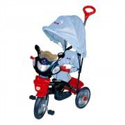 Tricicleta DHS Jolly Ride Albastru/Rosu 338107432 / 107A-4