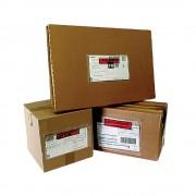 Plic C5 port-document, plastic, 162 x 229 mm, banda silicon, 1000 bucati/cutie
