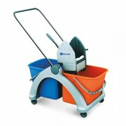 Merida úklidový vozík Roll-mop s plastovou konstrukcí MO3P