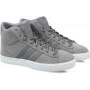ADIDAS NEO CF SUPER DAILY MID Sneakers For Men(Grey)