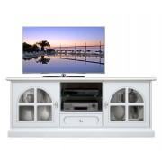 Möbel TV Weiß White Diamond
