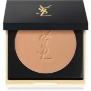 Yves Saint Laurent Encre de Peau All Hours Setting Powder pó compacto para aspeto mate tom B30 Almond 8,5 g