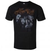 Herren T-Shirt Metal Creedence Clearwater Revival - LIQUID BLUE - LIQUID BLUE - 61824
