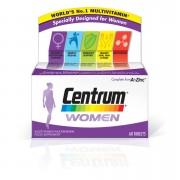 Centrum Multivitamines Centrum Femmes – (60 comprimés)