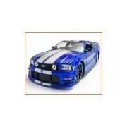 Jada Ford Mustang GT 2006 Blue Metal - escala 1/24